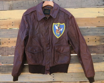 0368  - New York New York - Type A - 2 - AIR FORCE - Flight Jacket