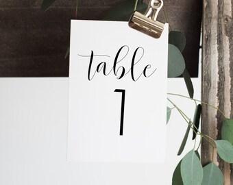 Printable Table Numbers. Table Numbers Wedding. Table Numbers Printable. Table Numbers For Wedding. Wedding Table Numbers Printable.