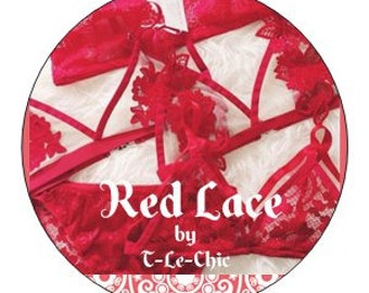 Red Lace lotion (women) 2 oz