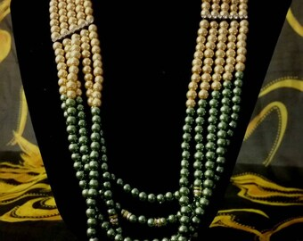 Pearl River Pearl Necklace