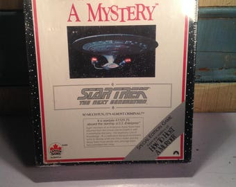 Vintage game How to host a mystery
