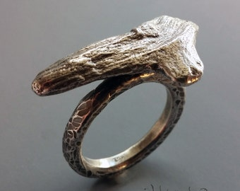 The Beachwood Sterling Silver Ring
