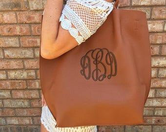 SALE!!! Ivy Tote- Monogrammed handbag/purse