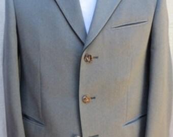 E. Size 40 Vintage GERMAN MUHLPOINTNER Jacket