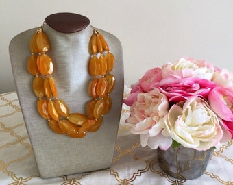 Ready to Ship! The Heat Wave Necklace