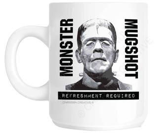 Frankenstein Novelty Fun Mug CH88