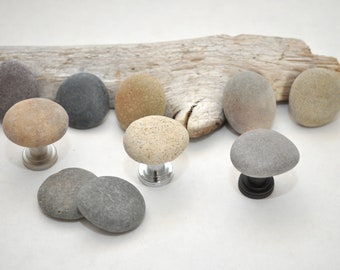 Choose Your Hardware   Beach Rock Cabinet Knobs   Set Of 10 Tiny