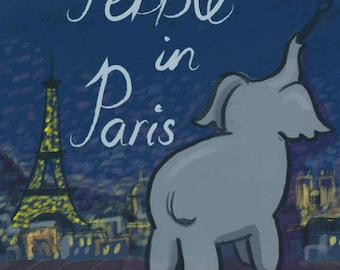Pebble in Paris Softcover **Signed**