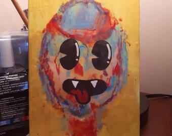 Encaustic Painting #4