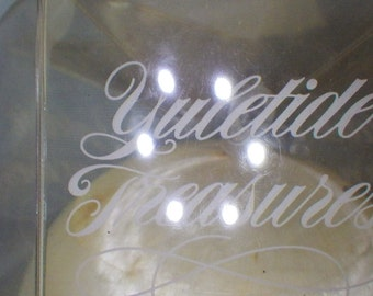 Gibson Yuletide 1979 Ornament