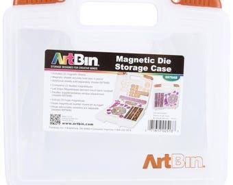 Magnetic Die Storage W/3 Sheets ArtBin