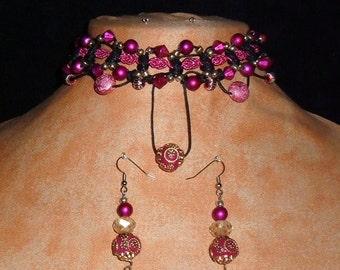 Hemp Necklace Set Thea