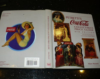 Coca-Cola Price Guide Signed by Author, Non Fiction, Reference Books, Price Guides, Collectibles