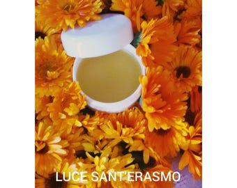 Ointment of healing CALENDULA, soothing, disarossante, chilblains, varicose veins, sores, burns, ulcers