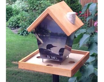 Custom Bird Feeder