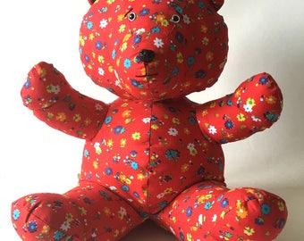 REDDY bear - Teddy Collection Vintage Craft