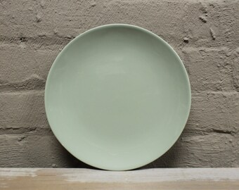 Organic Line Portuguese Dinnerware / Serveware in Herbal Garden Ceramic Salad Plate & Organic Line Portuguese Dinnerware / Serveware in Herbal
