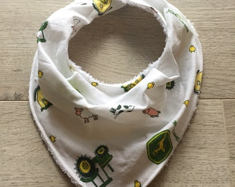 baby/toddler drool bandana bib