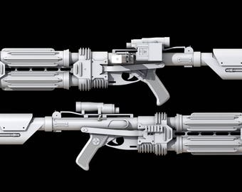 E22 Blaster Riffle from Star Wars Rogue One