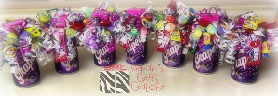 Items Similar To Soda Can Party Favor Or Gift Candy