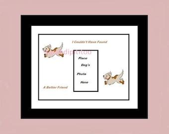 Instant DownLoad Best Friend Photo Printable Digital Dog Wall Art Dog Loss Dog Photo Art Dog Remembrance Gift For Dog Owner Dog Lover