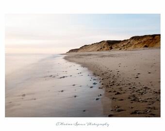 Marconi Morning.  Cape Cod. Coastal Print. Seascape. Wellfleet.  Ocean Artwork. Fine Art Print. Wall Art