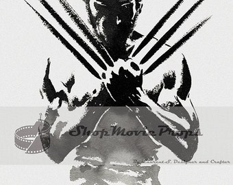 Wolverine calligraphy