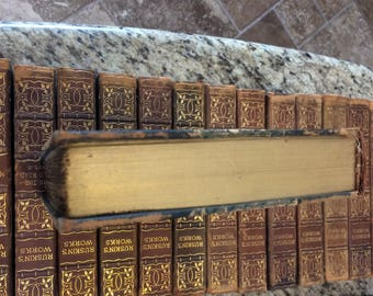 The Complete Works Of John Ruskin Limited Ed. 842/1000 Selling 1 or more Volumes
