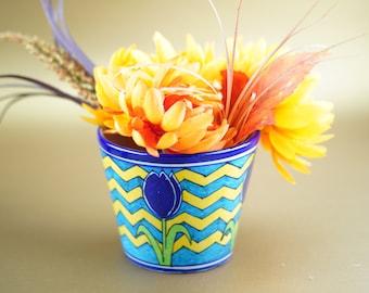 Succulent Planter, Tulip Planter, Indoor Planter, Flower pot, Indoor Plant pot, Planter, Plant Holder, Plant Pot, Boho Chic, Boho Decor