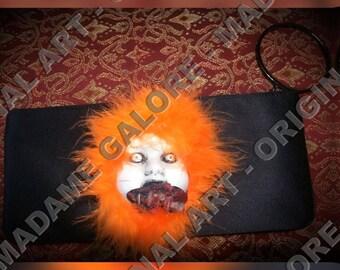 """Purse """"Pumpkin Head"""""""