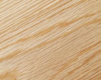 bff white oak finish swatch