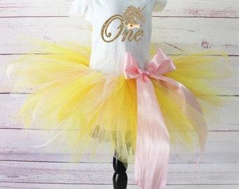 Unicorn Tutu - Unicorn Tutu Dress - Birthday Tutu Dress - Birthday Unicorn Tutu - Birthday Tutu - Gold Unicorn Tutu - Gold Unicorn Dress