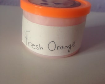 Stress dough - fresh orange