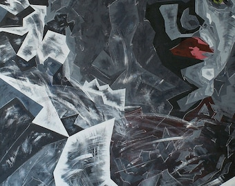 Lilith – 2007 – Original Painting 1/1