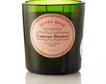 Laurent Perrier Candle/ creed Aventus