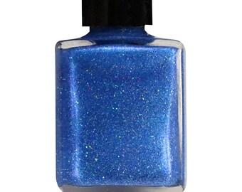 Sea Beneath Holographic 5 Free Glitter Nail Lacquer