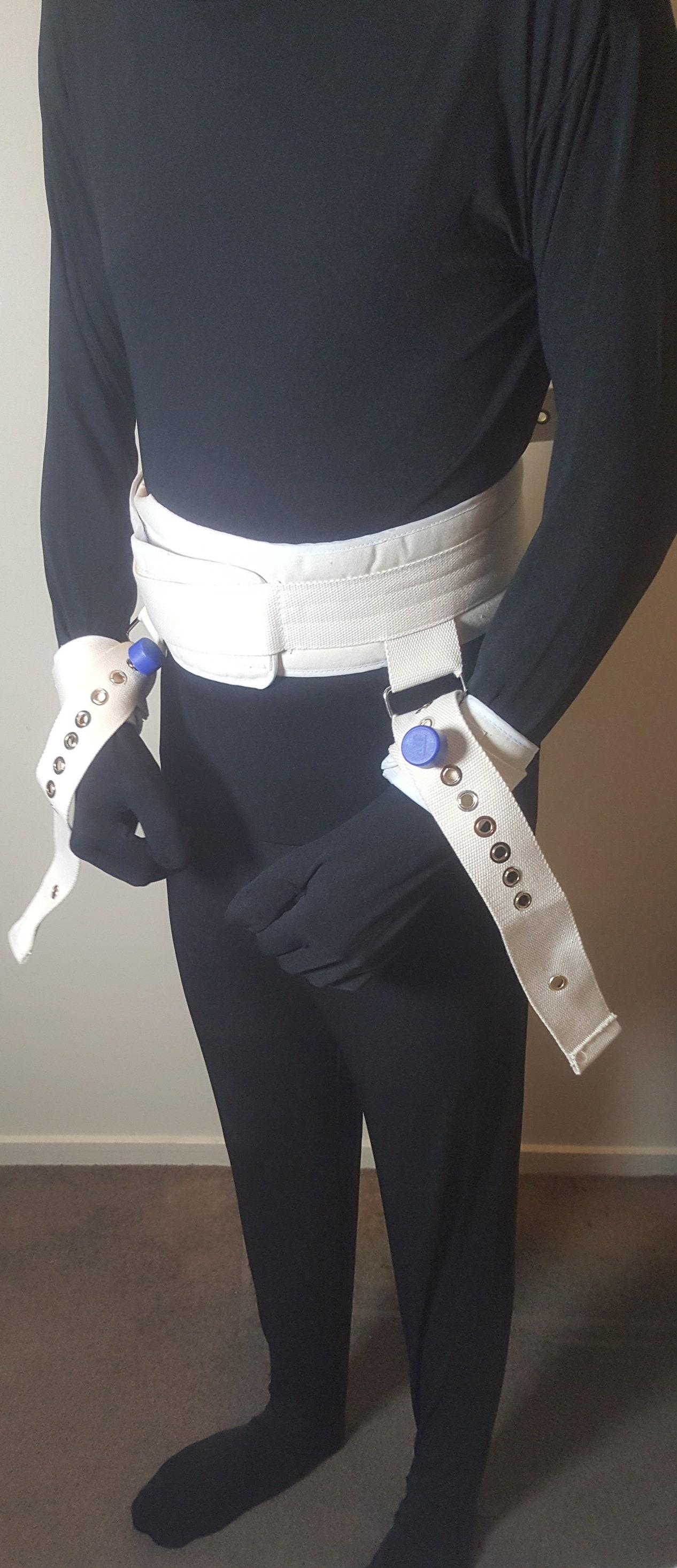 Waist Restraint Adult Baby Segufix, Fixx Salvafix Magnetic Lock Bondage Bdsm