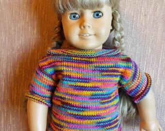 American Girl doll sweater