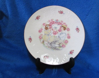 Vintage Royal Dalton My Valentine Collector Porcelain Plate