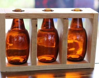 Upcycled Glass Vase