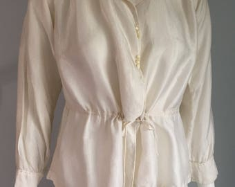 Sweet Edwardian Blouse