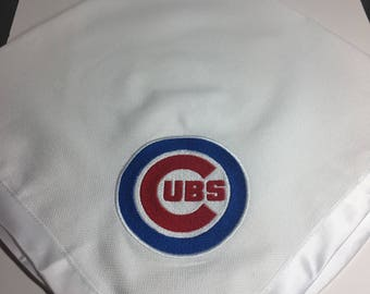 Chicago Cubs Receiving Blanket, Baby Cubs Receiving Blanket, Receiving Blanket, Baby Blanket, Baby Shower Gift,