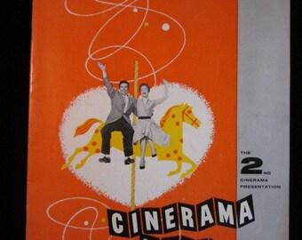 Vintage Cinerama Holiday the 2nd Cinerama Presentation