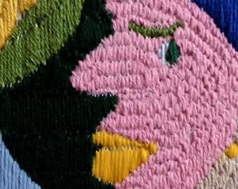Embroidery Artwork - Original