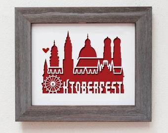 Munich, Germany - Oktoberfest (München, Deutschland)