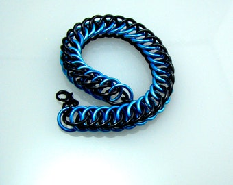ON SALE Wyvern Chainmaille Bracelet - Morte Collection