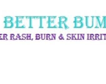 Better Bum Diaper Rash Ointment