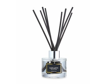 Cafe Latte Reed Diffuser, Coffee Reed Diffuser