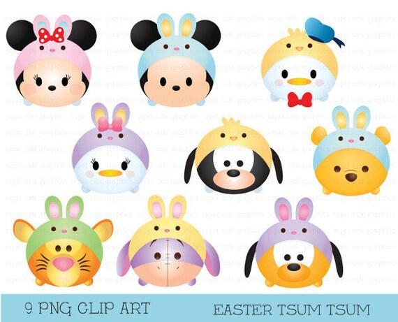 Cómo Dibujar Olaf En La Versión Disney Tsum Tsum: TSUM Tsum Clipart Ostern Clipart Tsum Tsum Grafik Disney