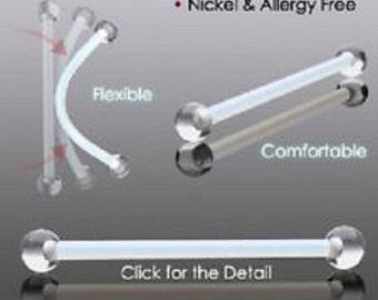 Bio Flex Pregnancy Navel Belly Bar